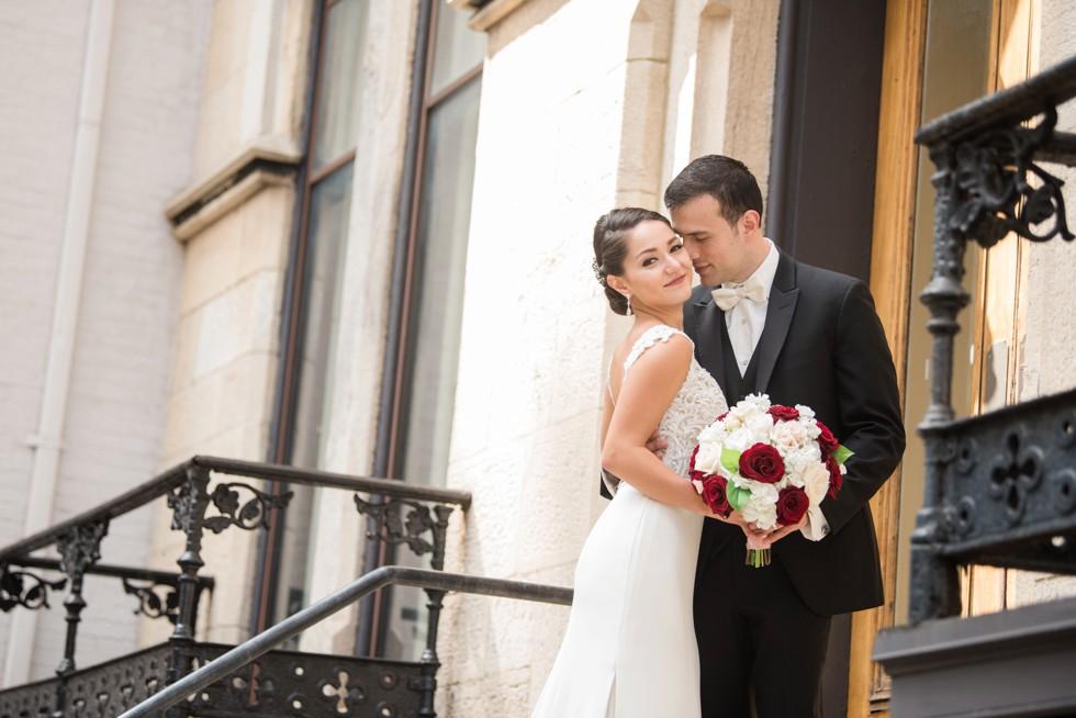 The Belvedere Hotel Baltimore wedding