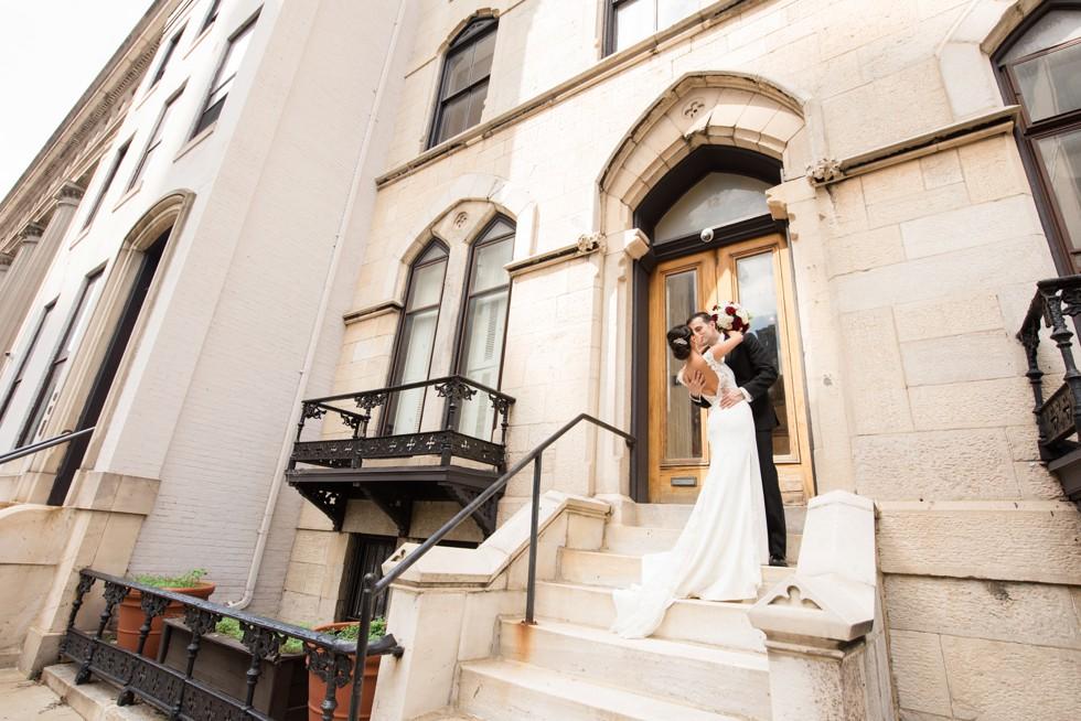 The Belvedere Hotel wedding in Baltimore