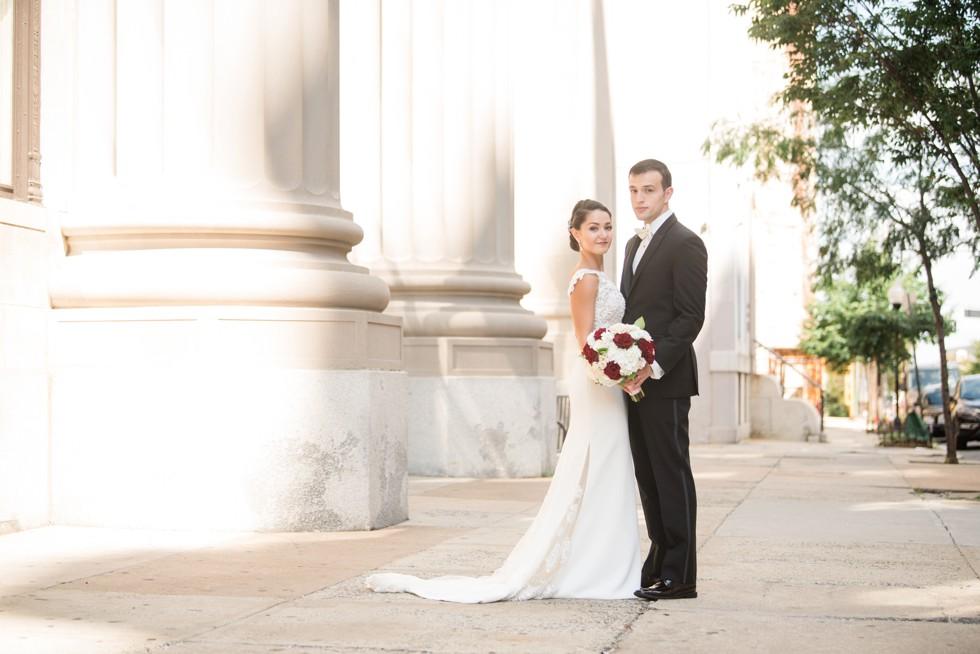 Mount Vernon Baltimore Wedding