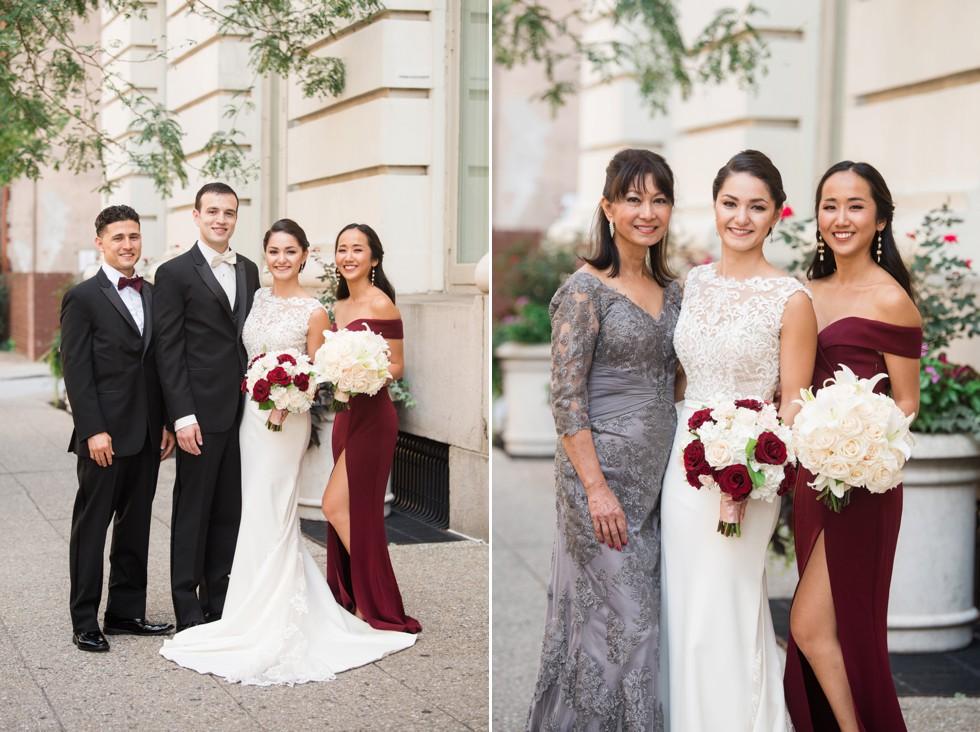 Belvedere Baltimore Wedding Formals