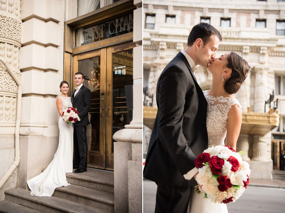 Belvedere Co & Events bride and groom photos