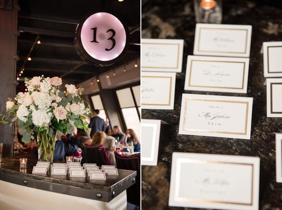Belvedere Hotel 13th Floor cocktail hour