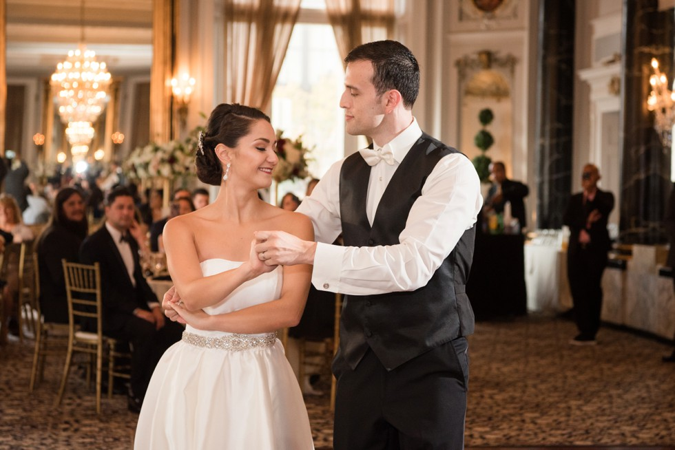 Belvedere Hotel choreographed first dance