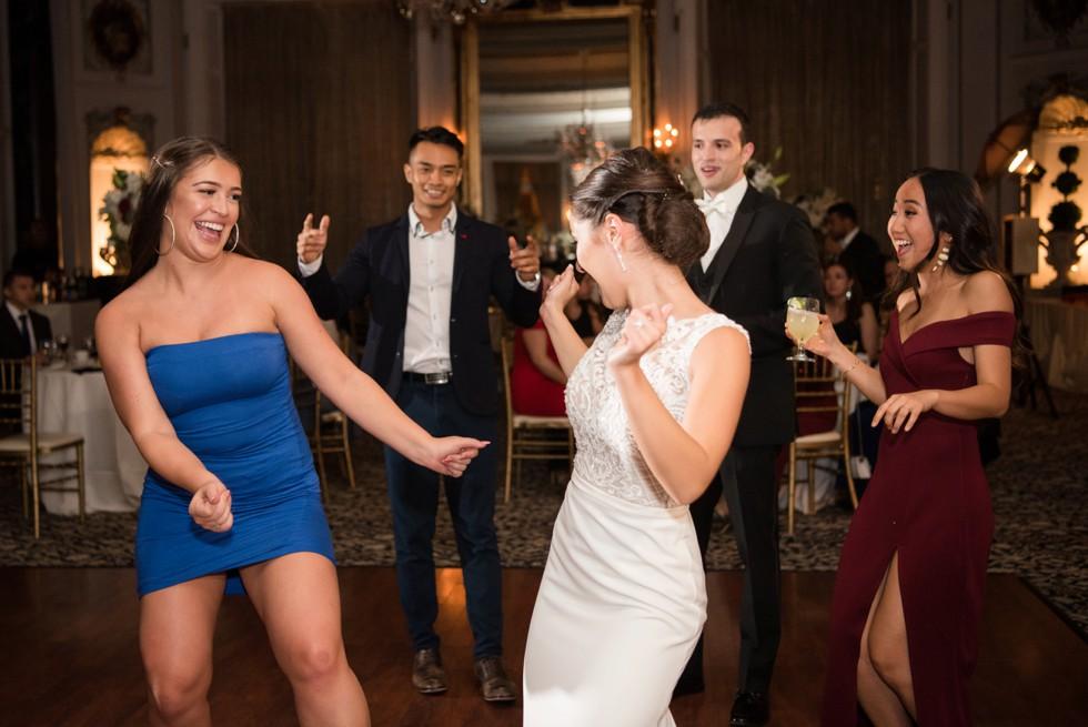 Belvedere Co & Events Charles Ballroom wedding reception
