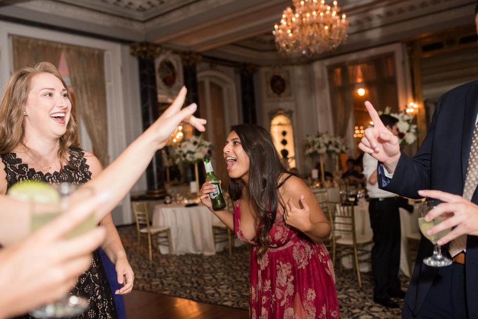Belvedere Co & Events wedding reception