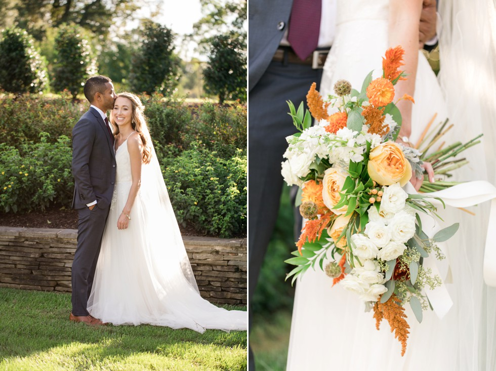 Chantilly Design & Events wedding florist