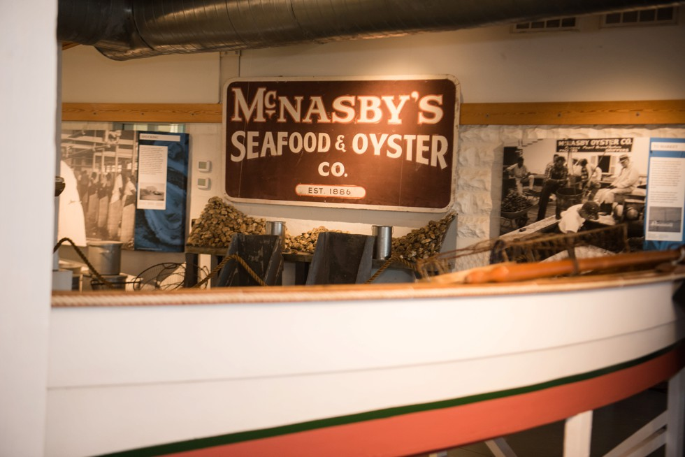McNasby's Oyster house wedding