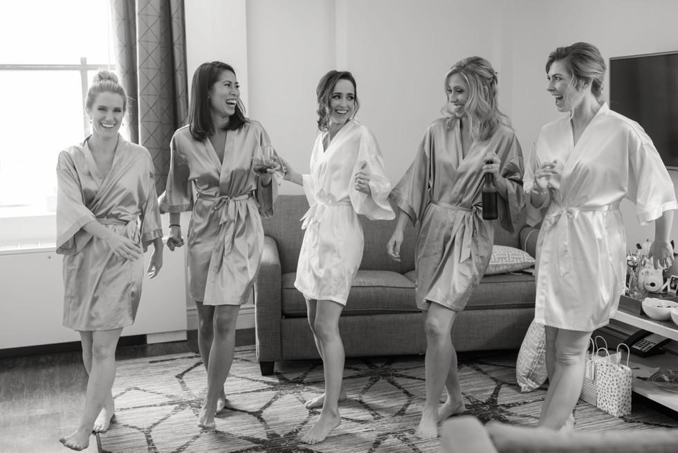 Hotel Indigo Baltimore wedding