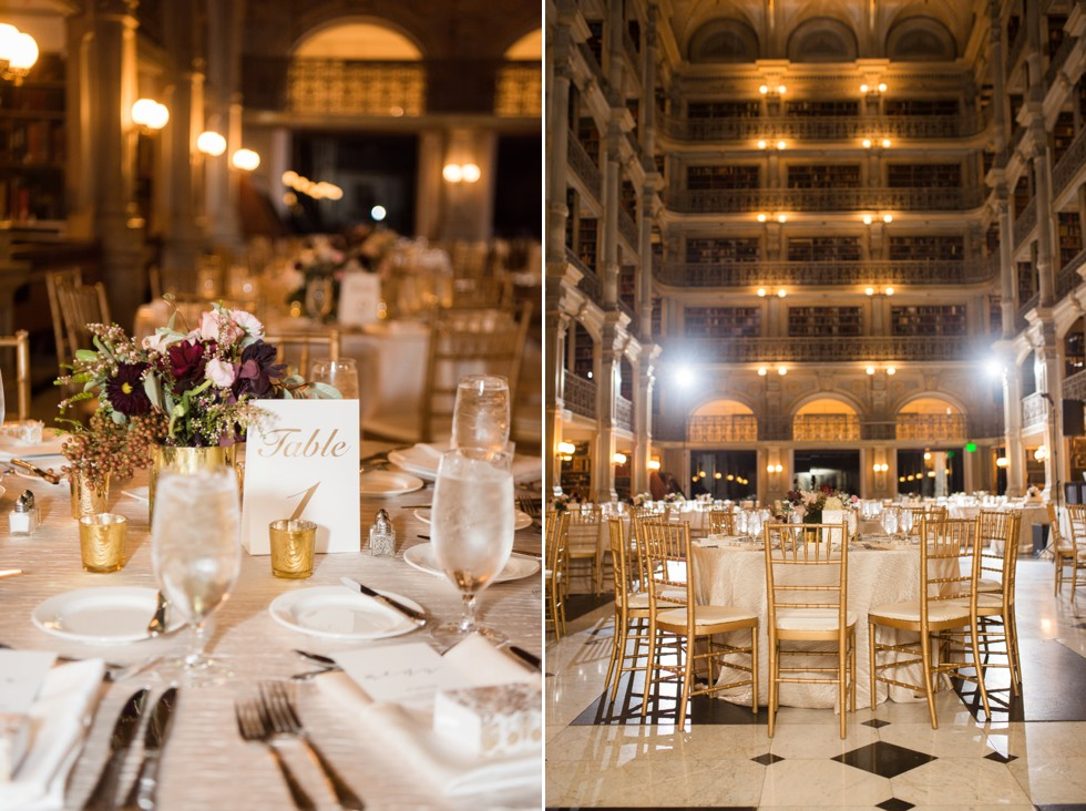 Nouvelle Weddings at George Peabody Library