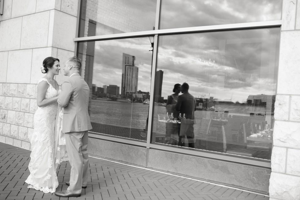 Four Seasons Baltimore wedding