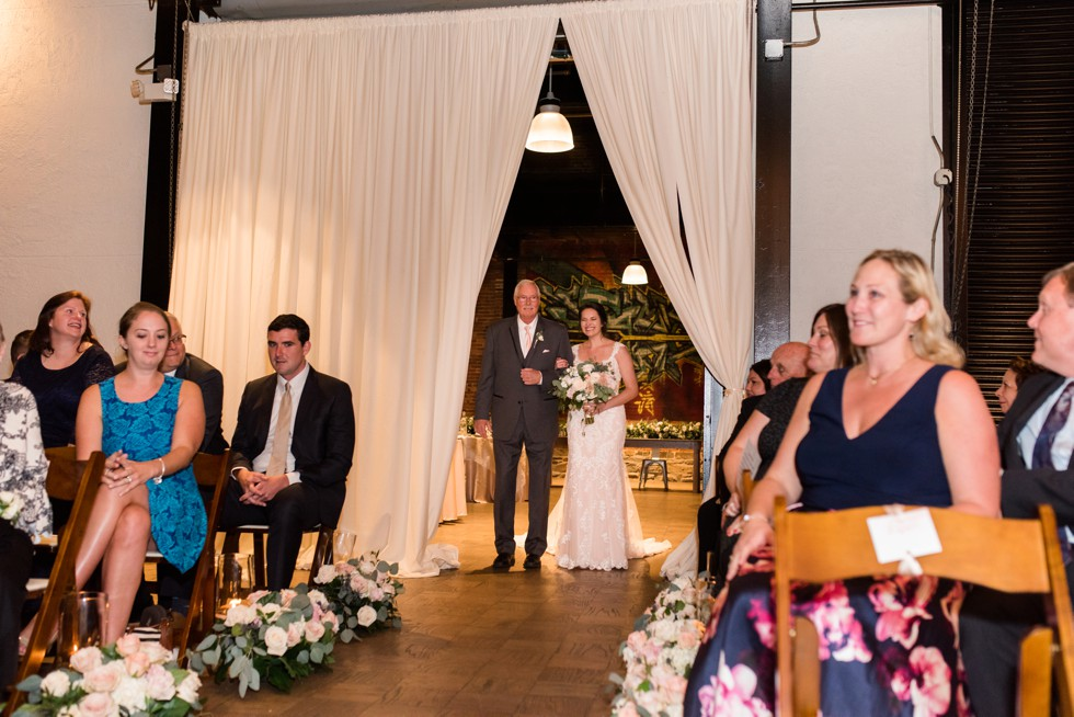 The Assembly Room indoor ceremony