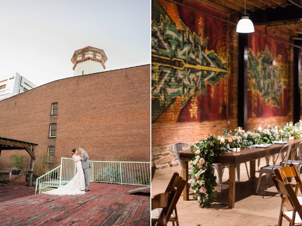 Elizabeth Bailey wedding planning and design