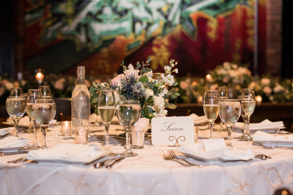 The Assembly Room - Ann's Garden florals