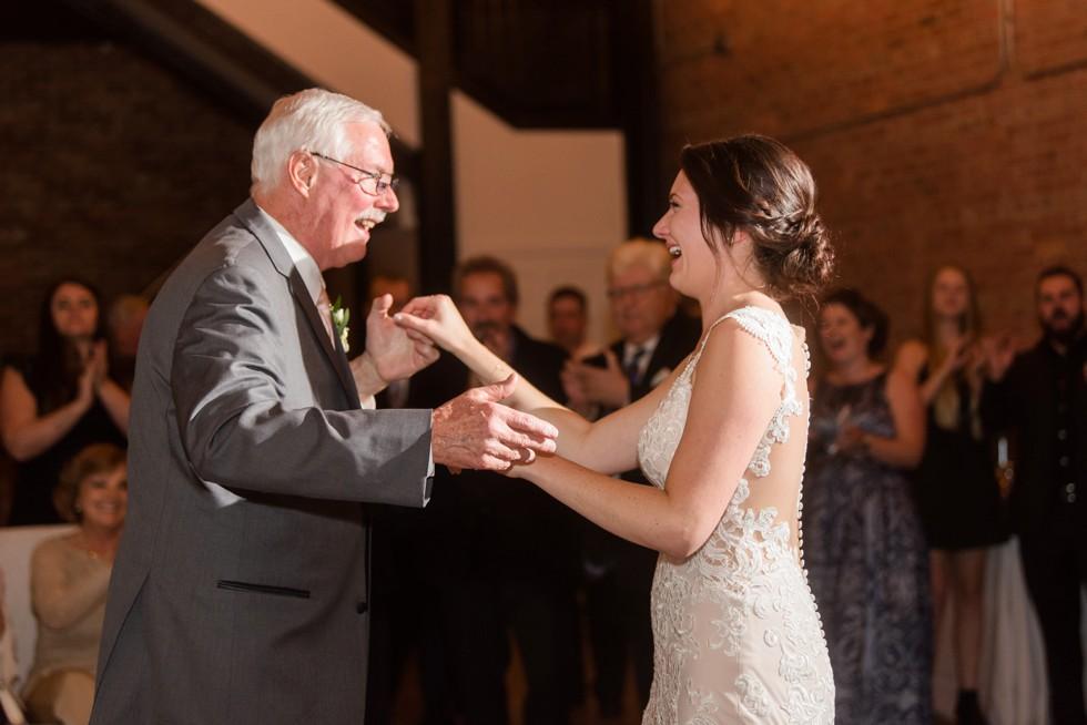 The Assembly Room wedding parent dances