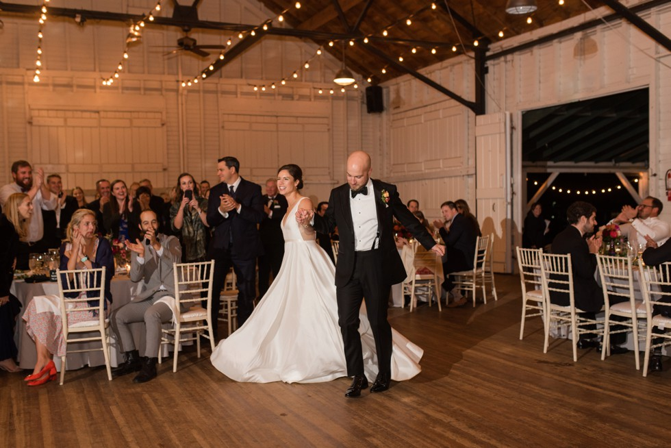 Wedding Savvy Sherwood Forest Barn wedding reception