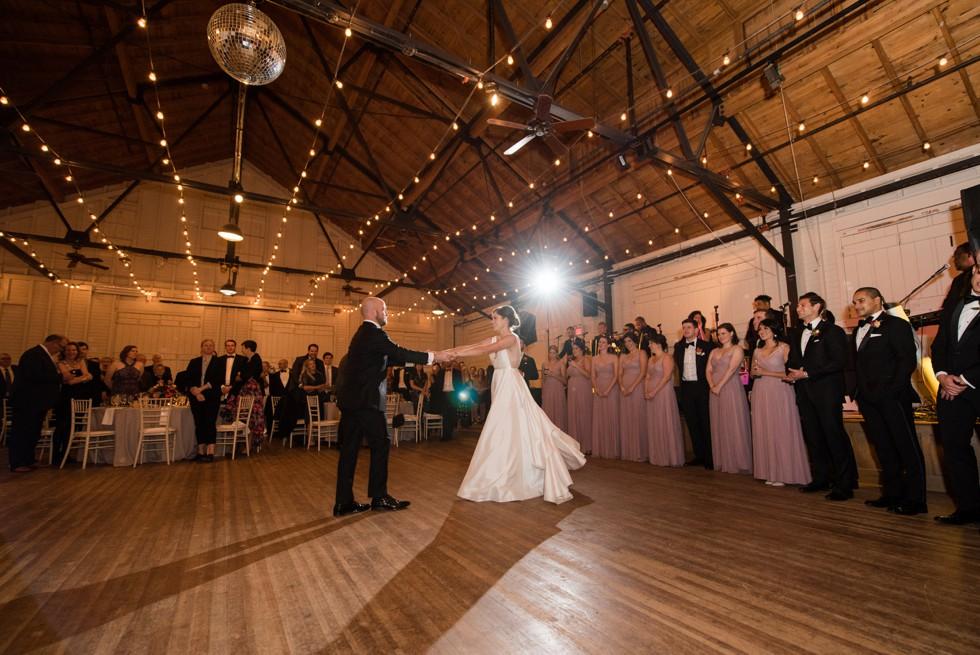 Wedding Savvy Sherwood Forest wedding first dance