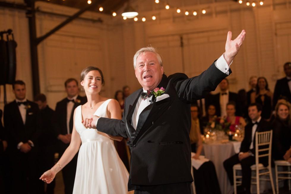 Wedding Savvy Sherwood Forest wedding parent dance
