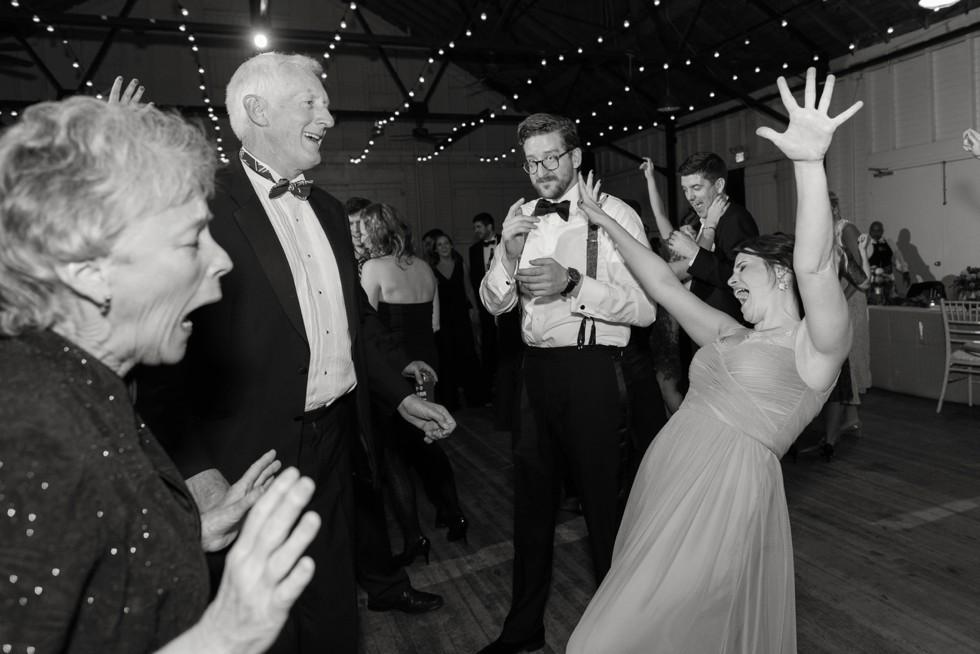 Annapolis Fall wedding reception