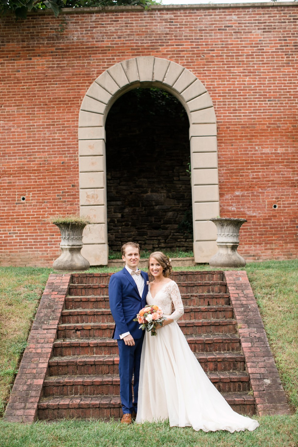 Evergreen Museum & Library wedding at JHU events