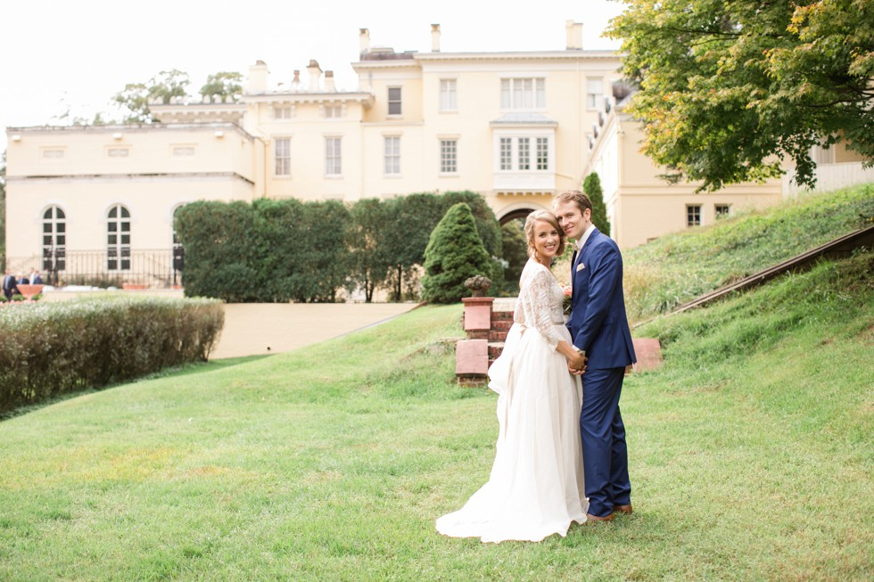 Sagamore Pendry Baltimore wedding