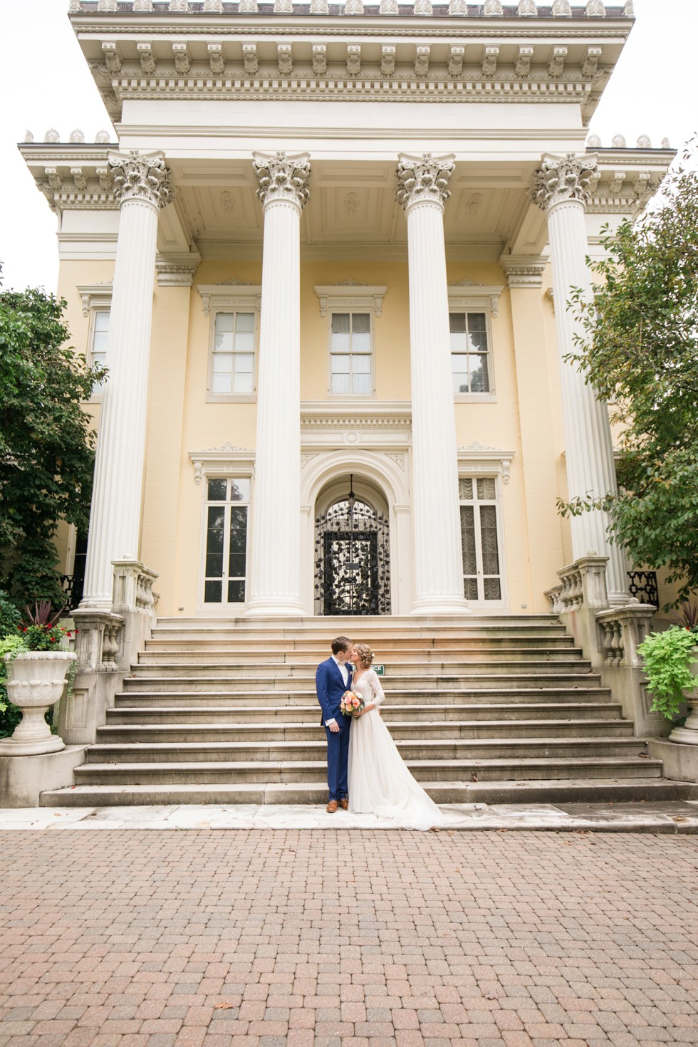 Evergreen Museum and Library wedding JHU events