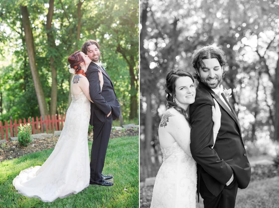 Overhills Mansion Wedding - Associate Photographer Anna