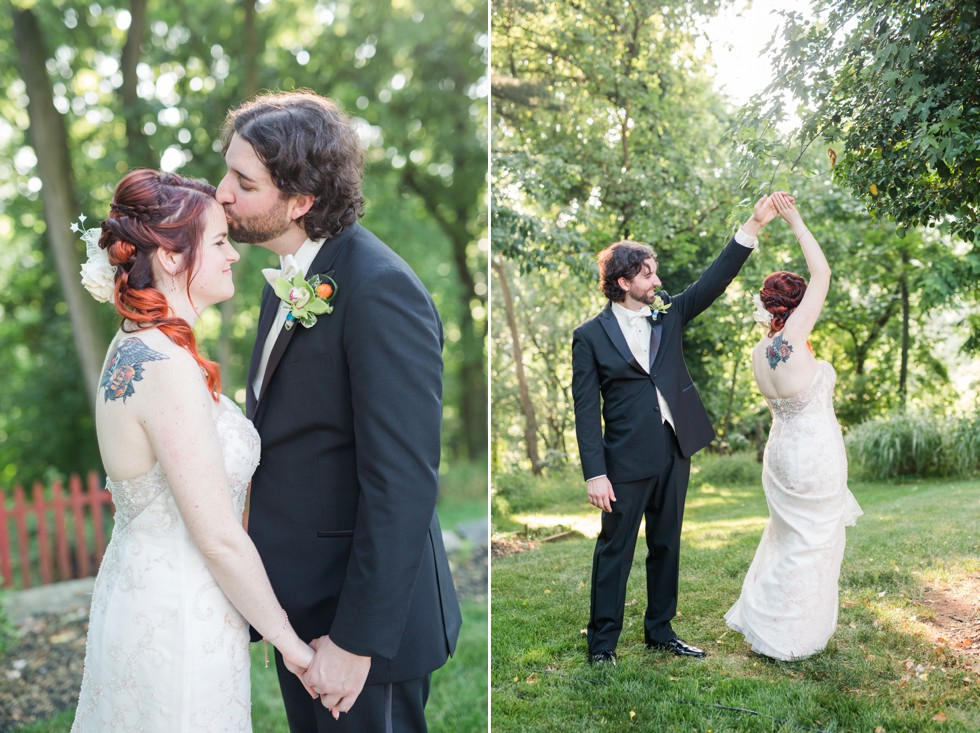 Wedding at Overhills Mansion - Associate Photographer Anna
