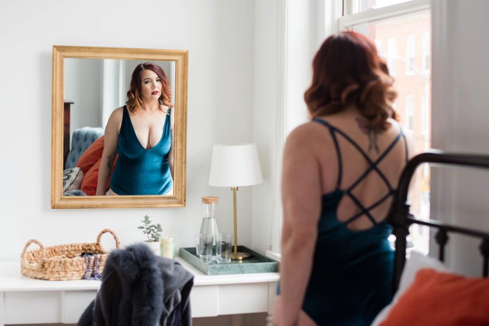 Baltimore Body Love Boudoir Photo shoots
