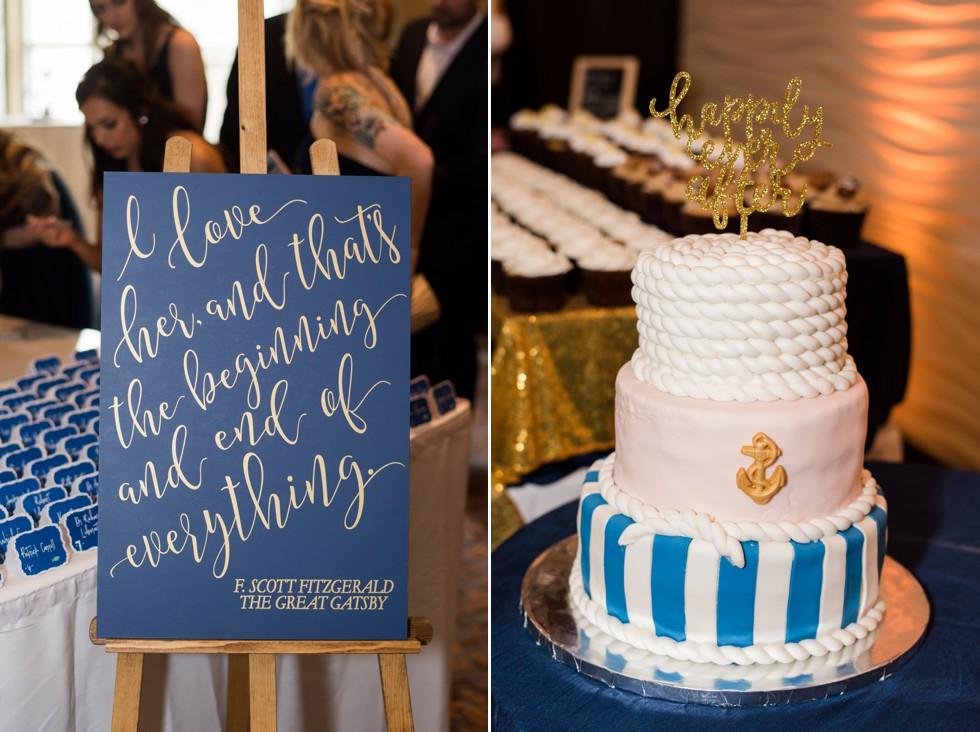 Smallcakes Cupcakery Westin Hotel Wedding
