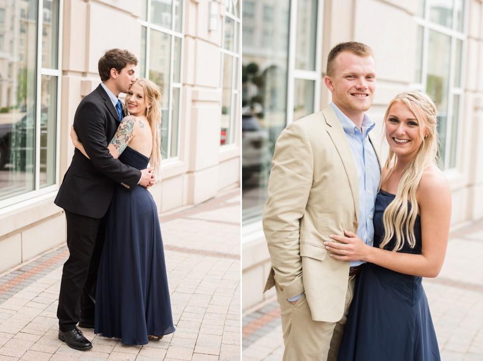 Annapolis Westin wedding portraits