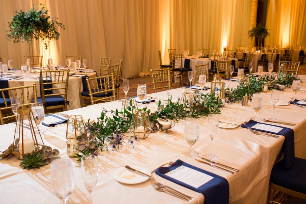 Floret + Vine Annapolis Westin wedding
