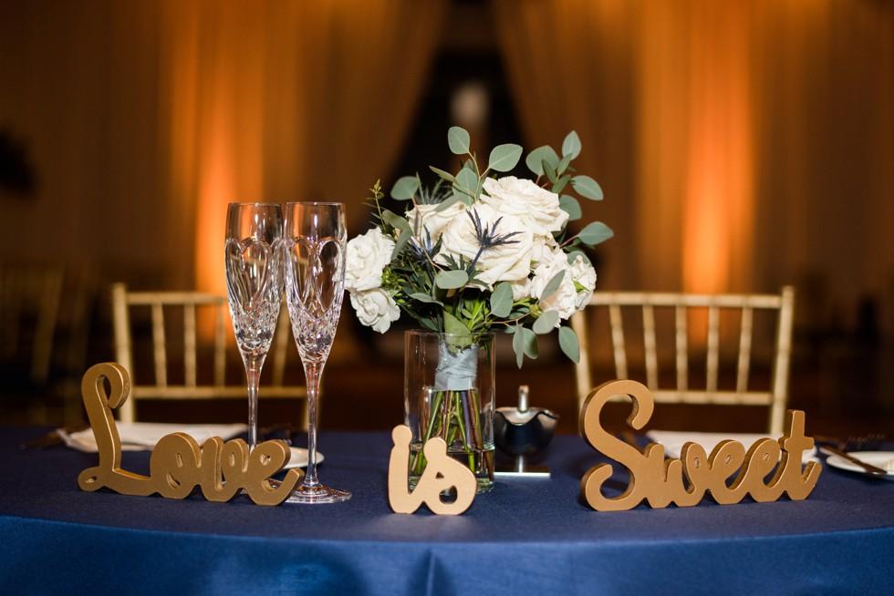 Floret + Vine Annapolis wedding florist