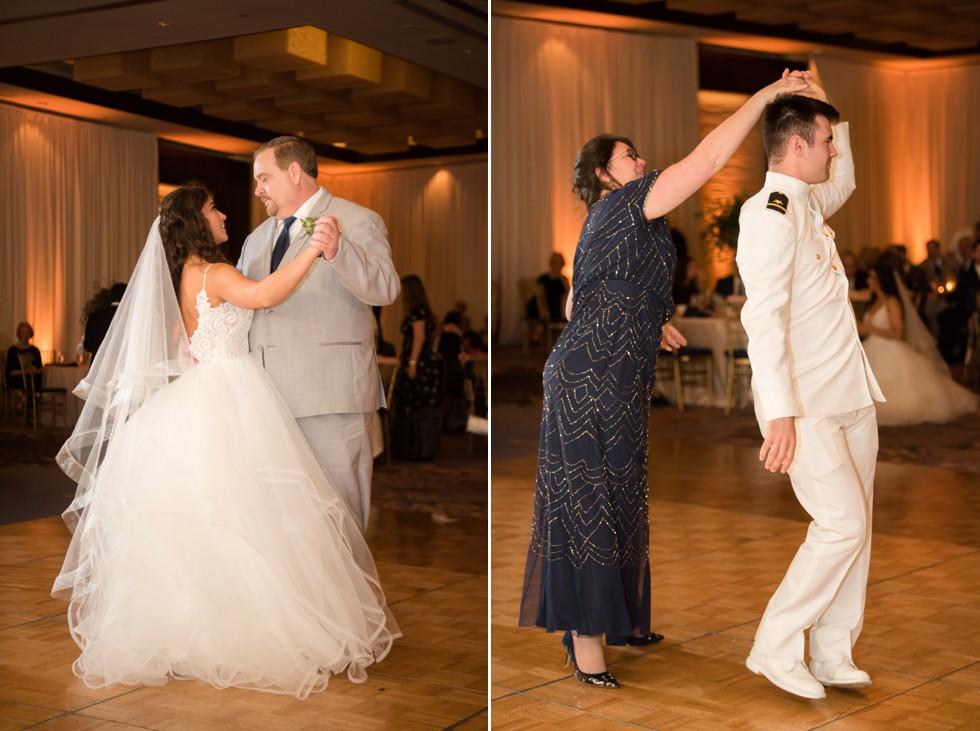 Westin Annapolis parent dances