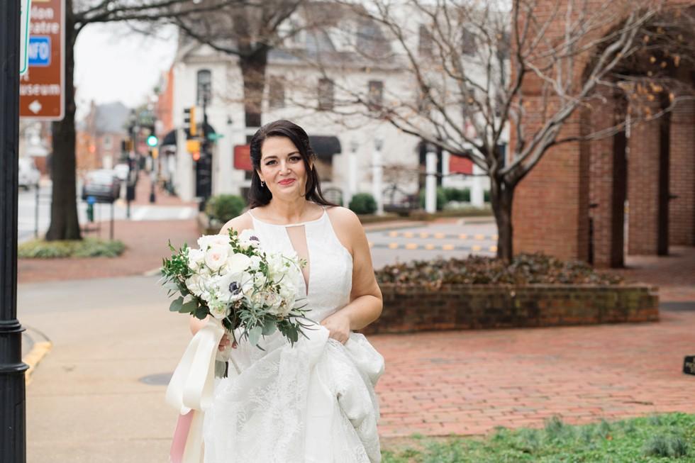 The Tidewater Inn Baltimore Bride