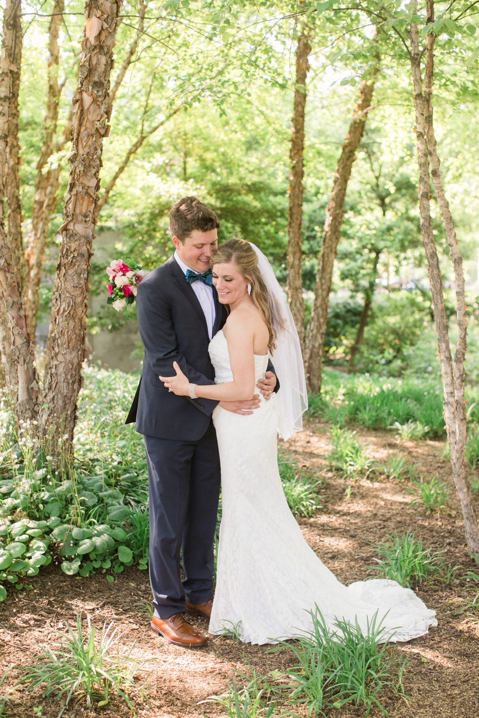 Baltimore wedding photographer at Royal Sonesta