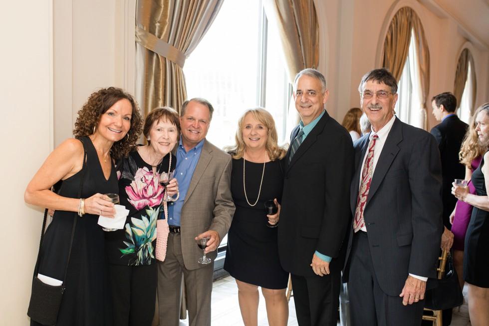 Wedding reception in Baltimore Royal Sonesta
