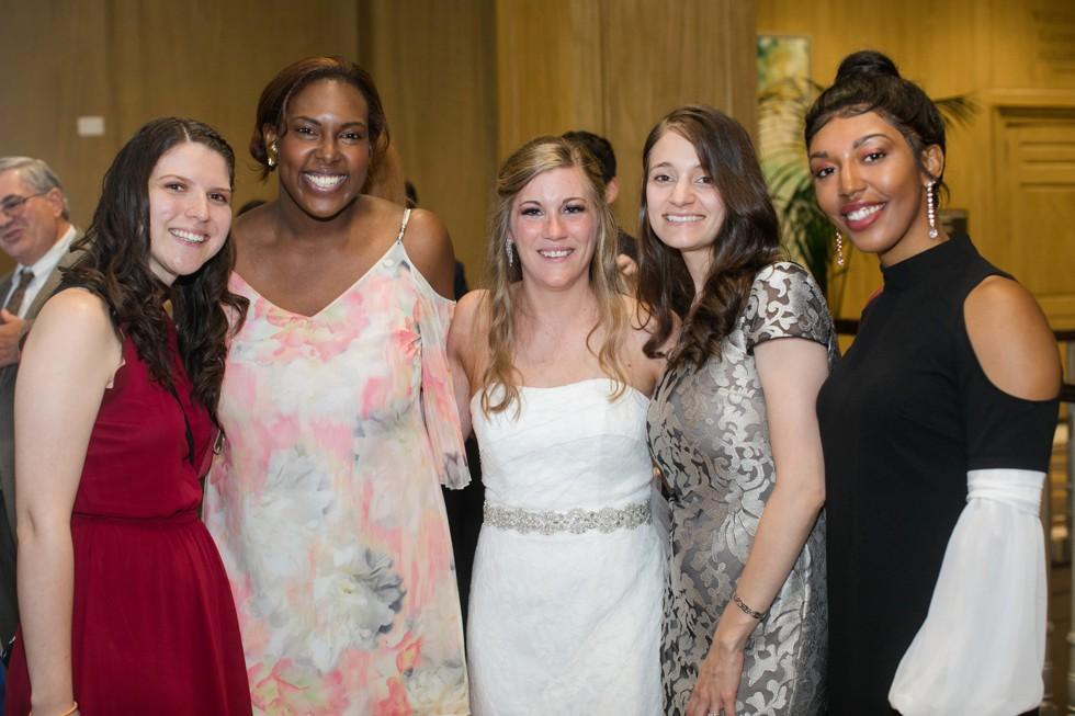 Royal Sonesta Baltimore wedding reception