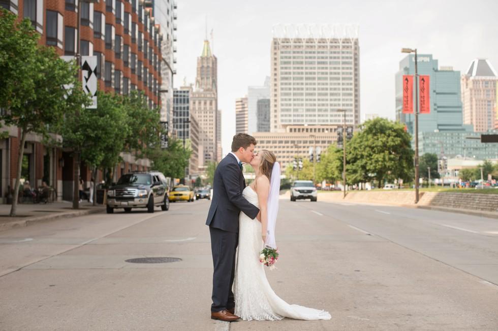 Royal Sonesta Baltimore wedding photographer