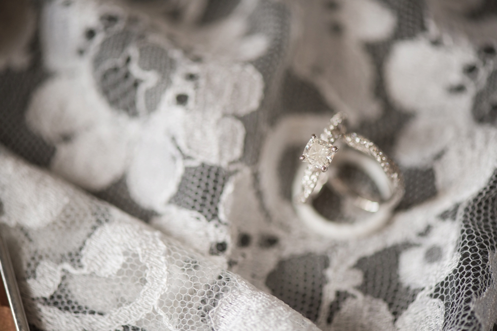 James Allen and Manly Bands wedding rings