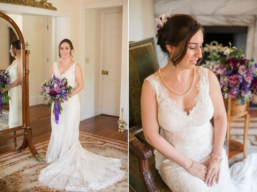 Annapolis Inn bridal portraits