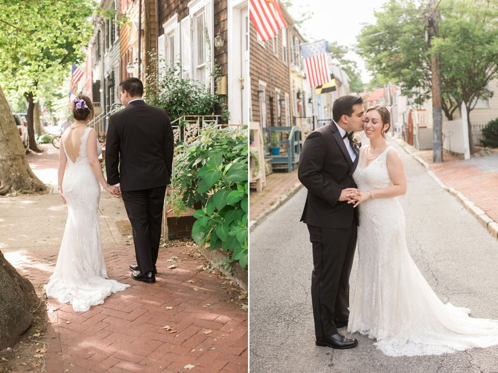 Annapolis Elopement Wedding photos