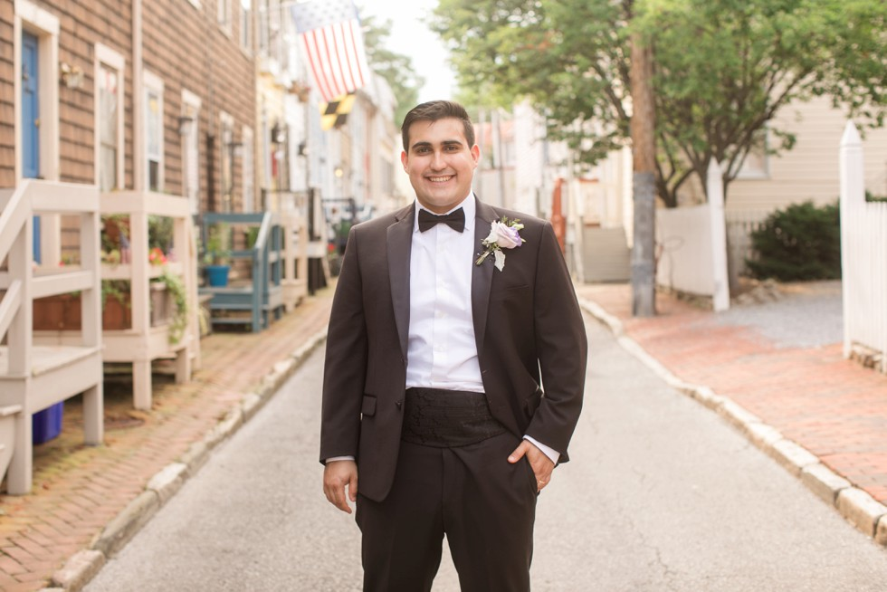 Annapolis Inn Elopement Wedding photos