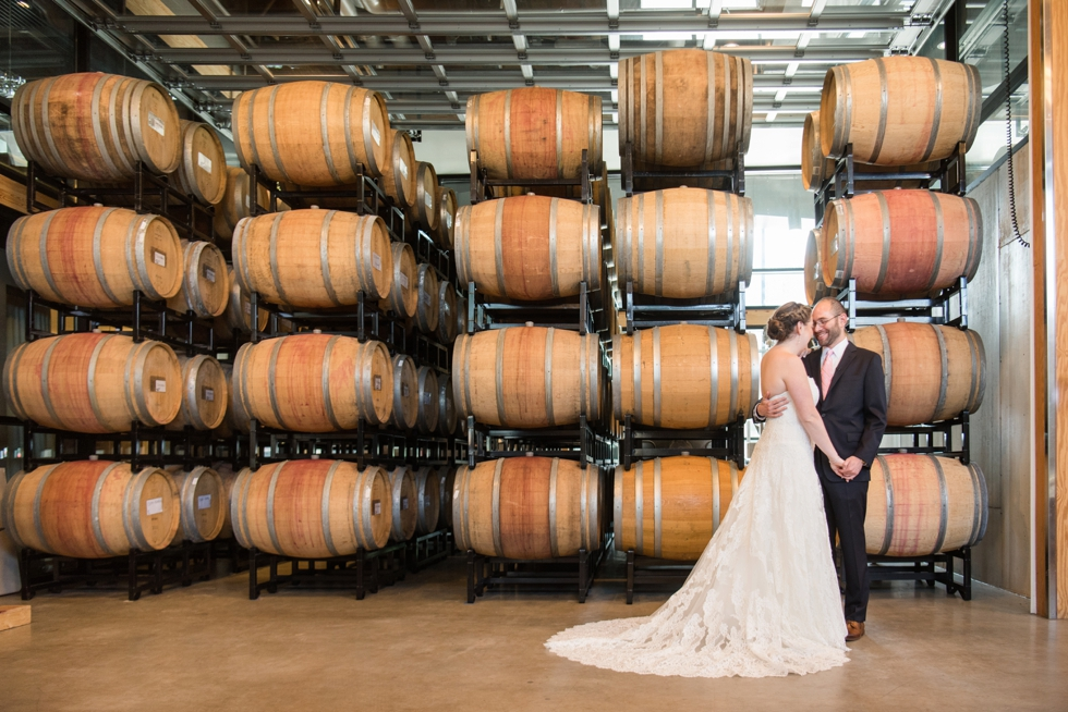 District winery wedding Sincerely Pete Events