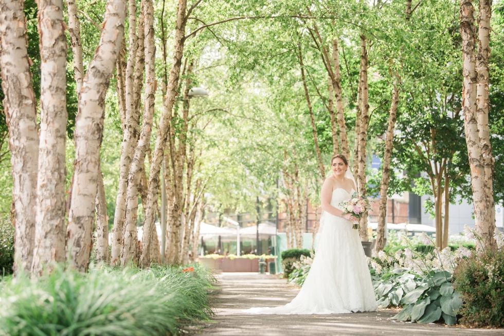 District Winery wedding J Morris Flowers