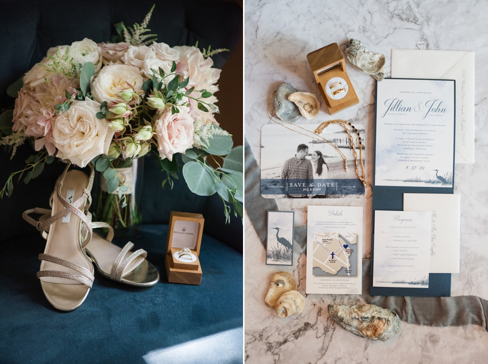 floret + vine wedding florals