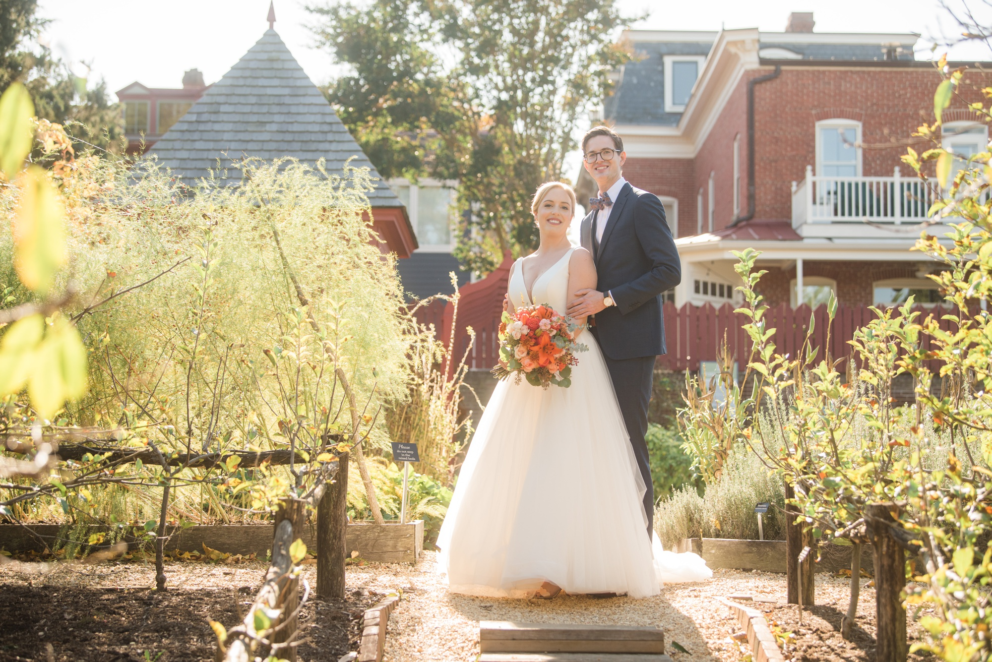 Paca House Annapolis wedding photographer