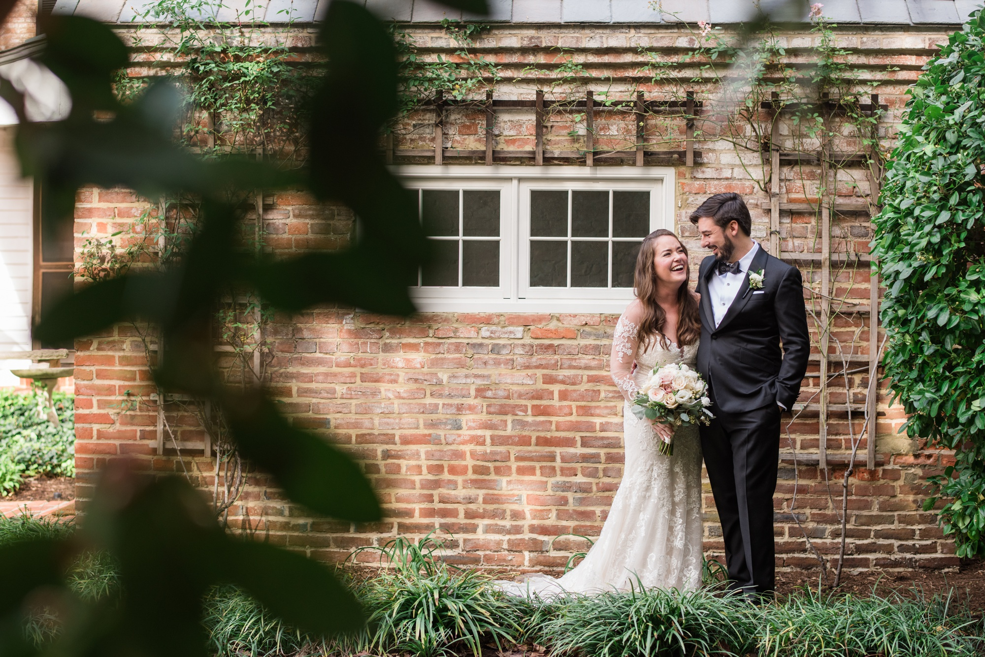 Autumn Tidewater Inn Wedding
