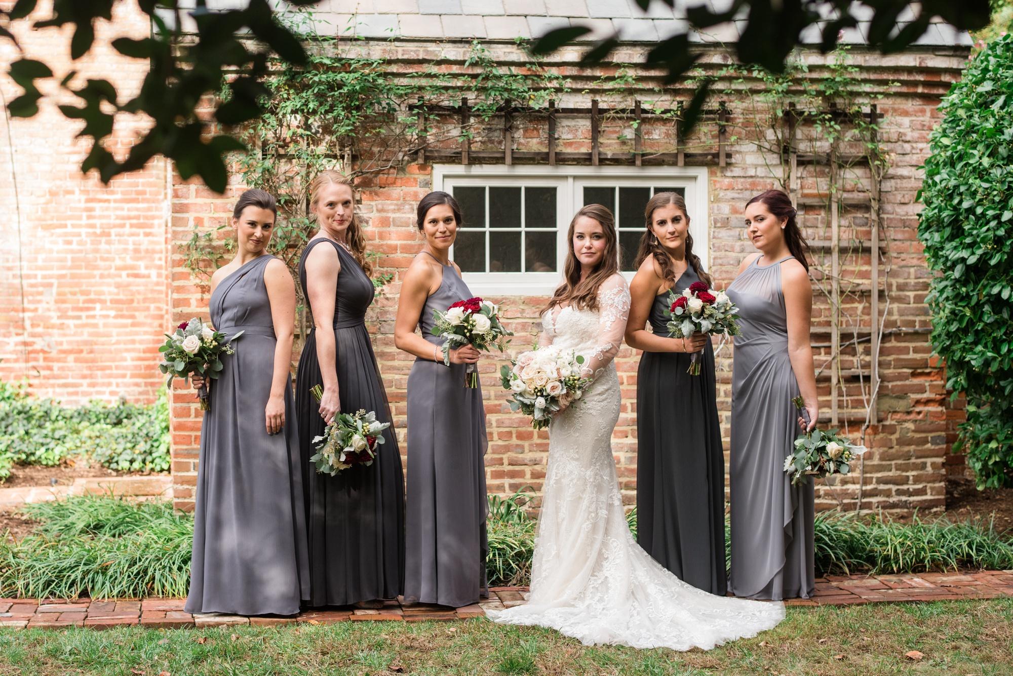 The Tidewater inn bridesmaid photo