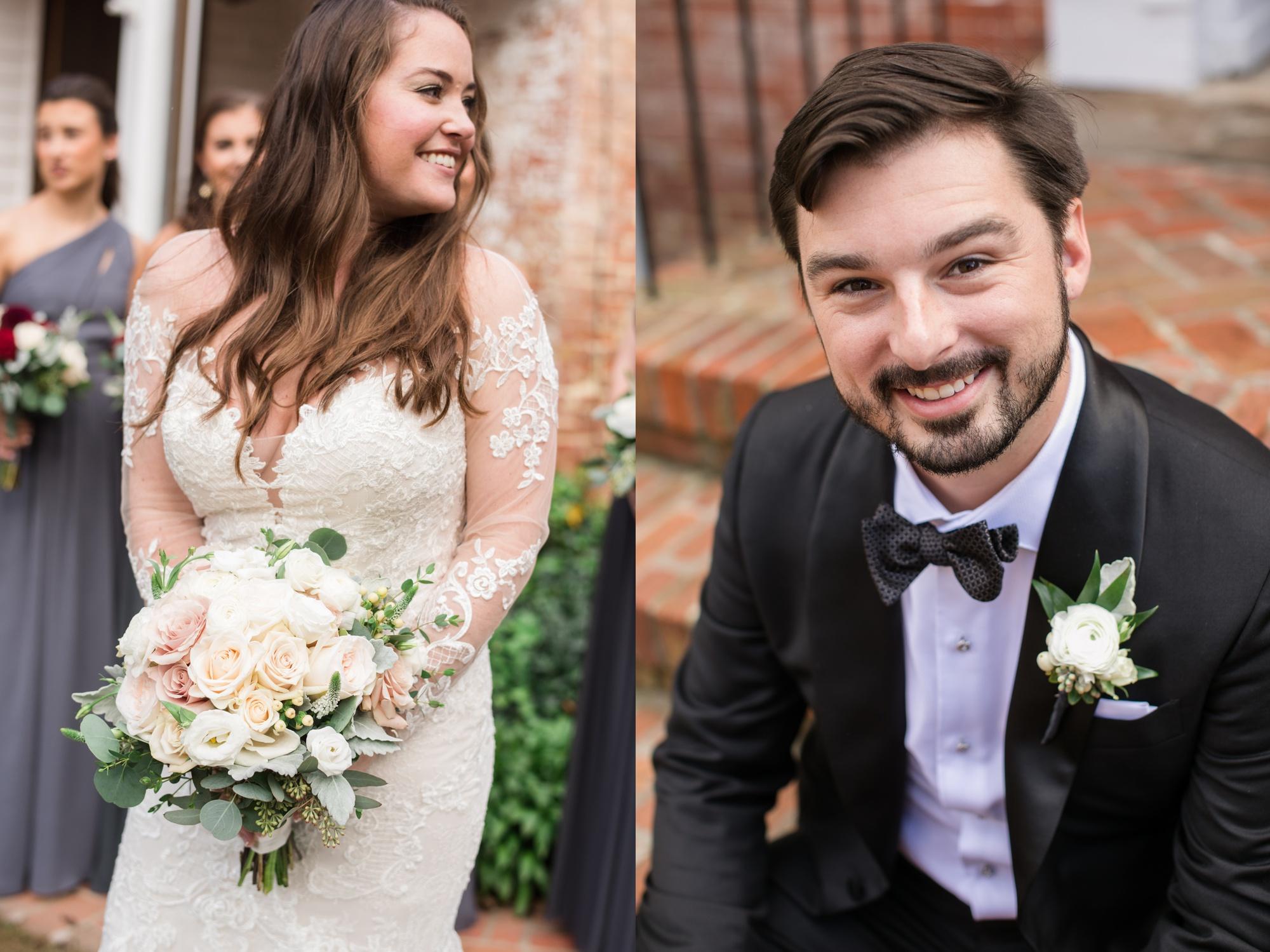 Easton maryland wedding party