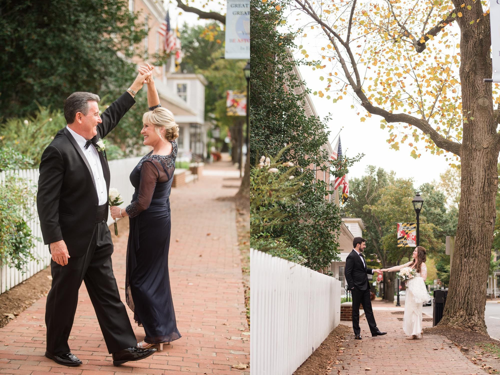 Tidewater Inn wedding anniversary